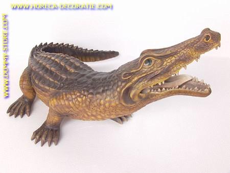 Krokodil, lengte: 1,20 Meter