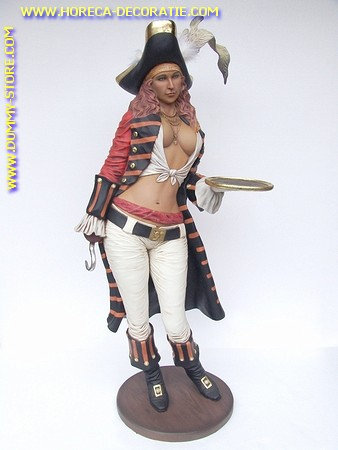 Sexy Pirate, h:1,90 meter