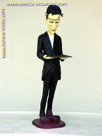 Frankenstein butler, hoogte: 1,76 meter