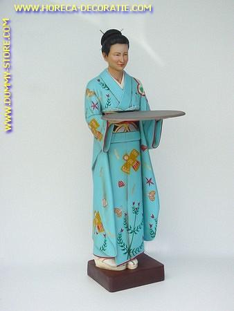 Geisha, h: 1,69 meter