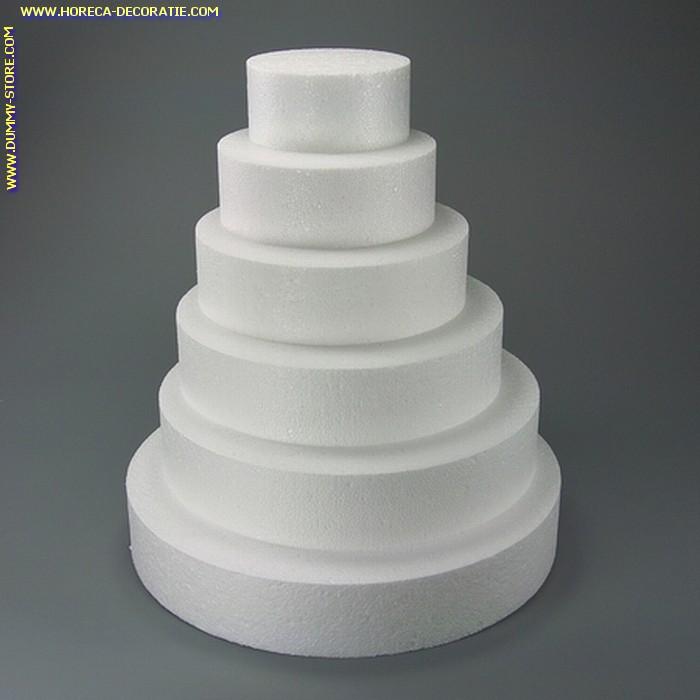 Taartvorm rond, Ø 150 mm, H: 70 mm