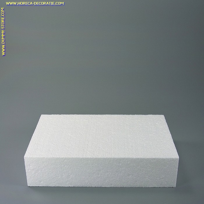 Taartvorm RECHTHOEKIG, 300X200 mm, H: 70 mm