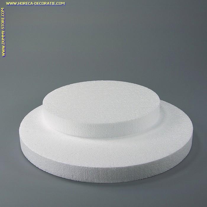 Taartvorm ROND-DUN, Ø 250 mm, H: 30 mm