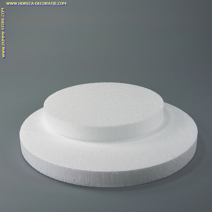 Taartvorm ROND-DUN, Ø 350 mm, H: 30 mm