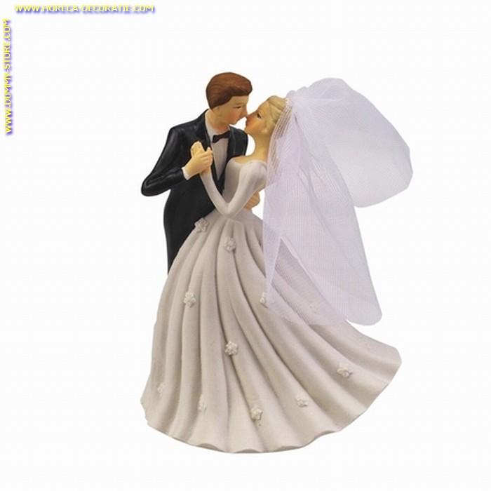 Bruidspaar dansend
