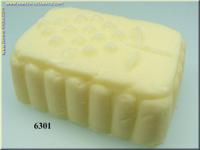Boter,125 gram stuk - dummy