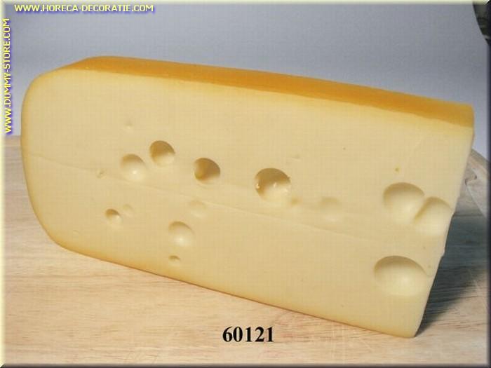 Emmenthaler Cheese Slice - dummy