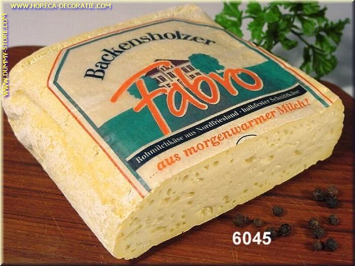 Fabro Bio-Käse angeschn.
