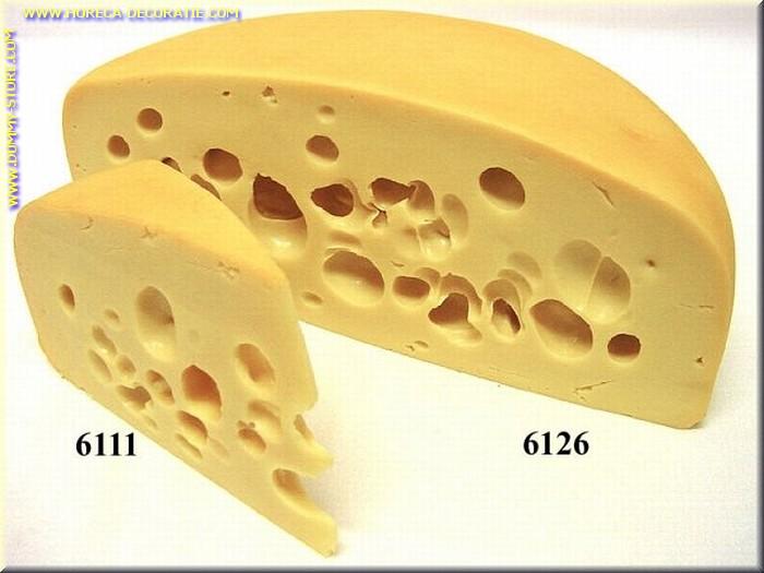 Emmentaler-Kaas, half stuk - dummy