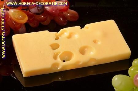 Emmentaler, stuk kaas - dummy