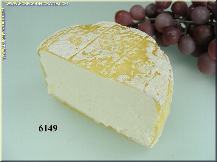 Boursault Käse 1/2 - Attrappe