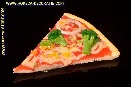 Pizza, punt, Broccoli - namaak
