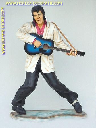 Elvis, hoogte: 1,90 meter