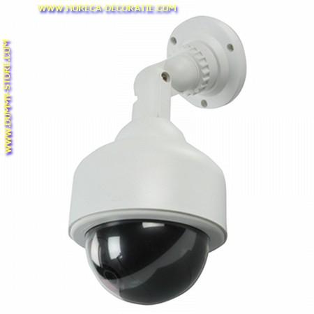 Bewakings Dome camera Dummy aan beugel