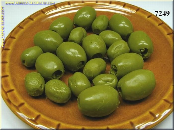 Oliven, 20 stück,  GRÜN