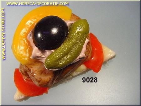 Heerlijke toast - dummy