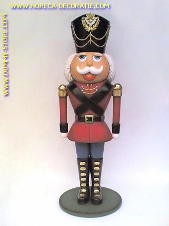 Nußknacker - Soldat, Höhe: 2,12 Meter