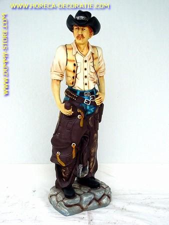 Cowboy, hoogte: 1,03 meter
