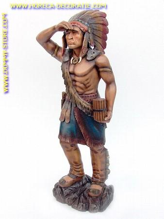 Indianer, Höhe: 1,26 Meter
