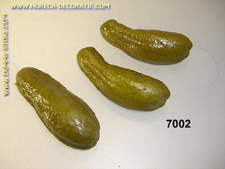 Pickle dummy, 9x3 cm. 1 pcs
