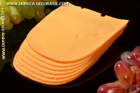Cheese slices 7 Gouda - dummy