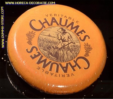 Chaumes  Dummy Cheese