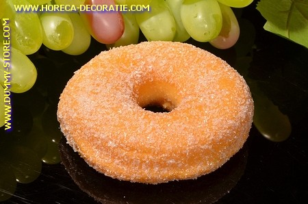 Donut with sugar - dummy