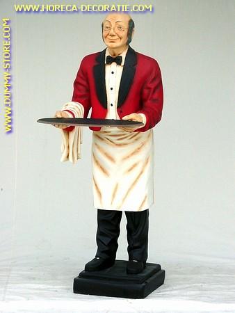 Butler oude heer, hoogte: 1,88 meter
