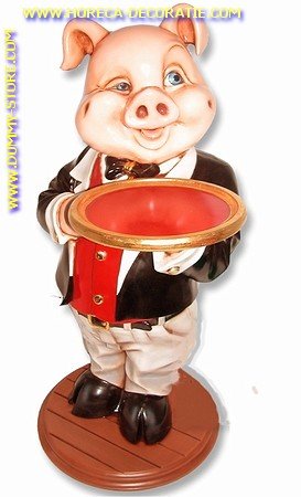 Pig butler, h: 0,96 meter