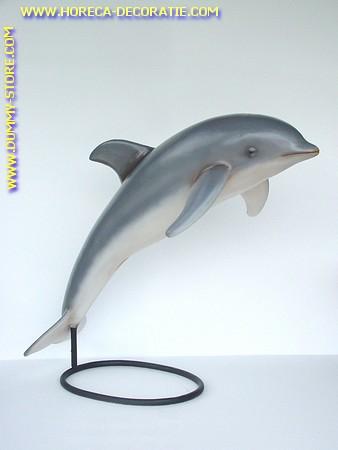 Delphin, h: 1,83 meter