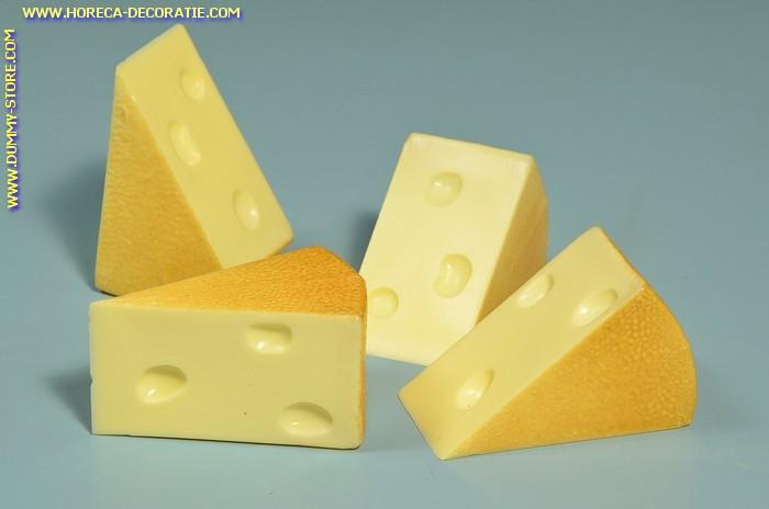 Kaas uit het vuistje- 90 x 60 mm dummy 4 stuks