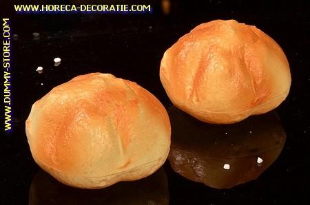 Duitse broodjes, 2 stuks - Ø 100 mm - brooddummy