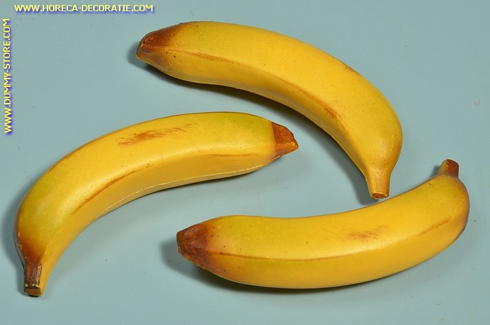 Bananas, 3 pcs. - dummy