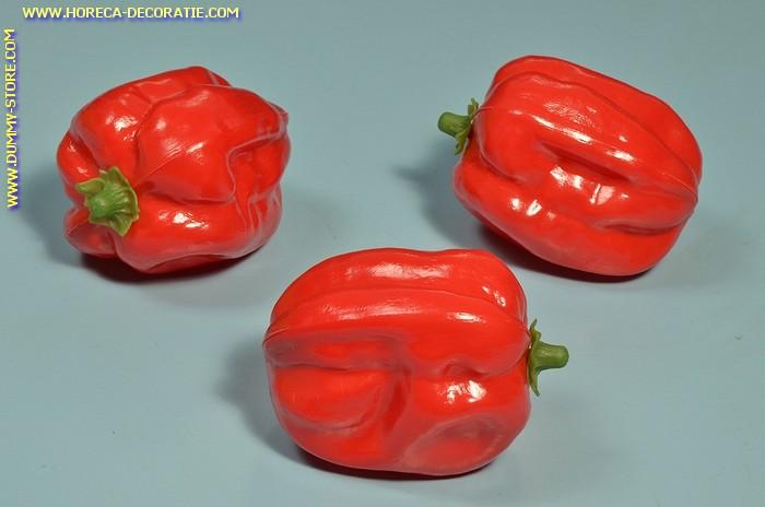 Paprika, rood, 3 stuks (dummy)