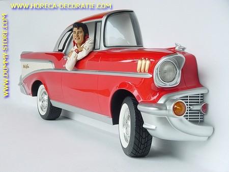 Chevrolet 1956 mit Elvis