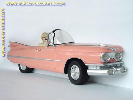 Corvette with Marilynn Monroe