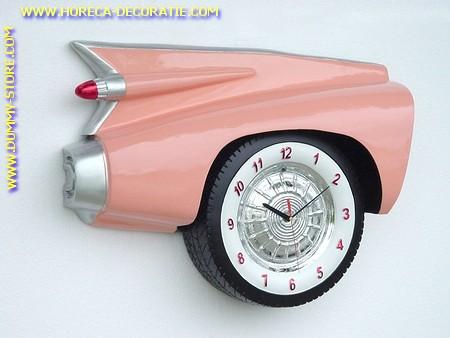 Cadillac klok