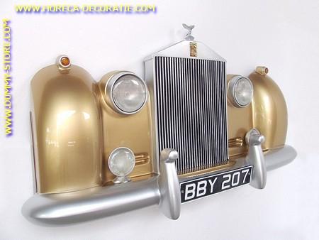 Rolls Royce Car Wall decor
