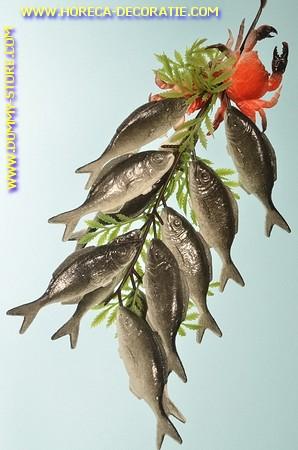 Sardientjes, streng - Lengte 35 cm - Vis dummy