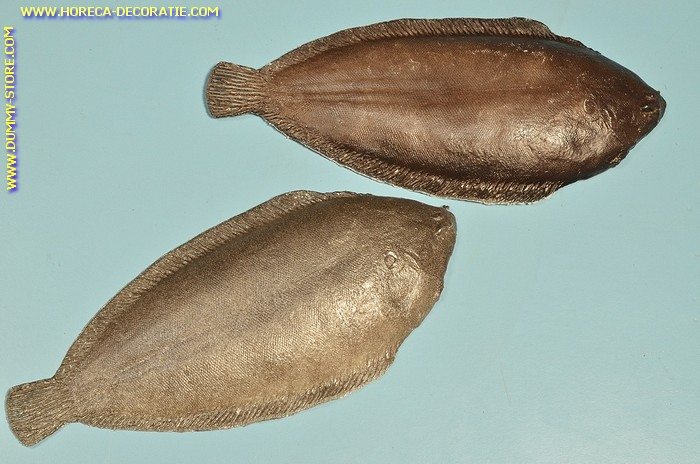 Tong, 2 stuks - 270x120 mm - Visdummy