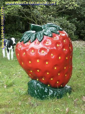 Strawberry, large  DECO