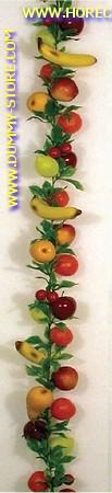 Fruit slinger, 200 cm (decoratie)