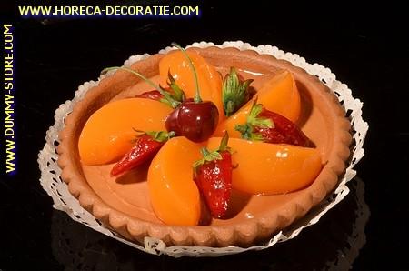 Torte Pfirsich
