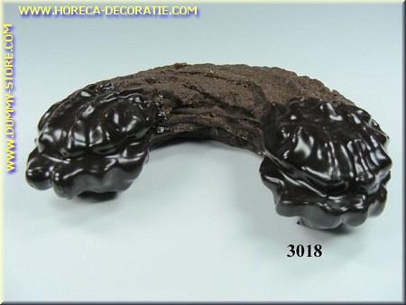 Bruine chocolade koek - dummy
