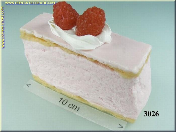 Frambozen taartje