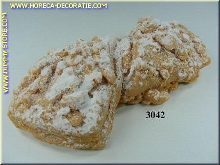 Sneeuw gebakje - Attrappe