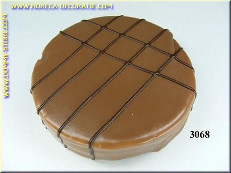 Chocolade koek - dummy