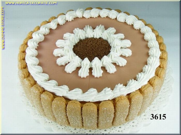 Ronde taart - namaak