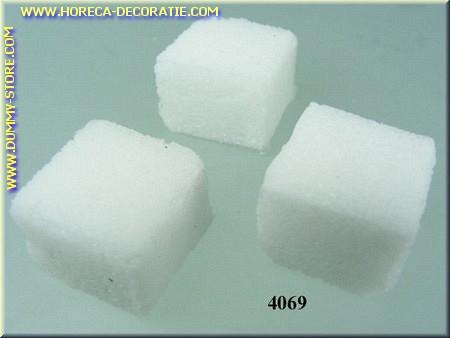 Suikerklontjes, 3 stuks
