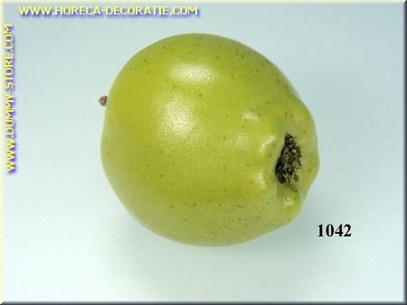 Groen appel, klein